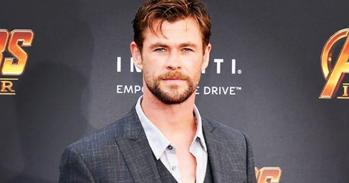 Chris Hemsworth posta su Instagram il suo (bellissimo) fratello Liam