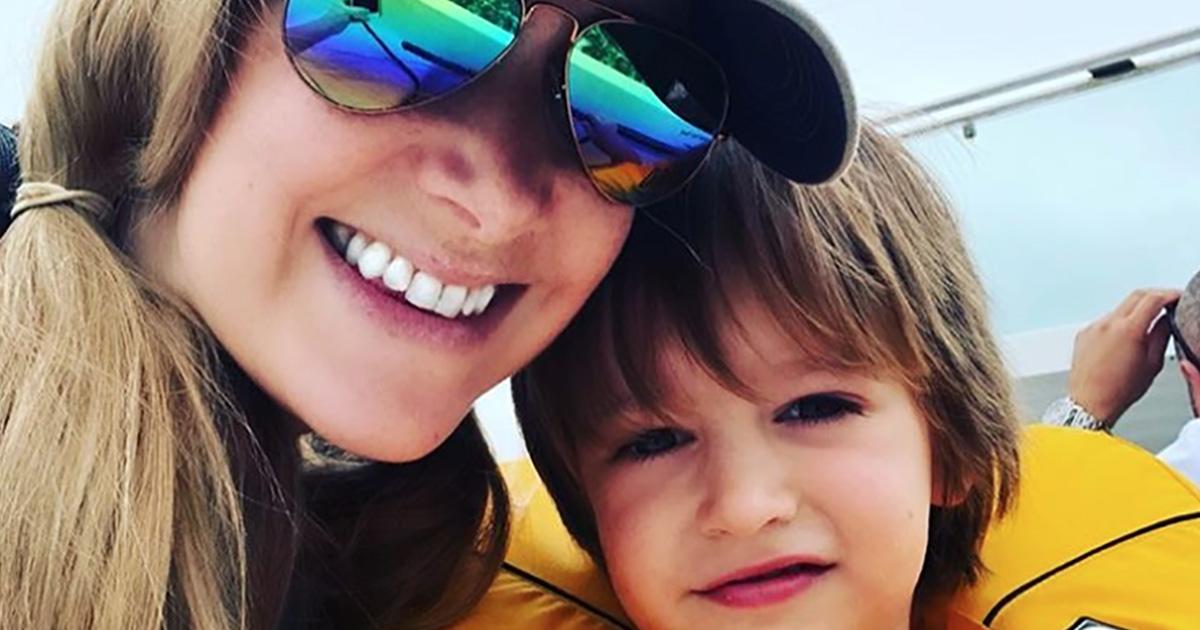 Presentatrice della BBC, malata terminale: la commovente lettera al figlio di 2 anni