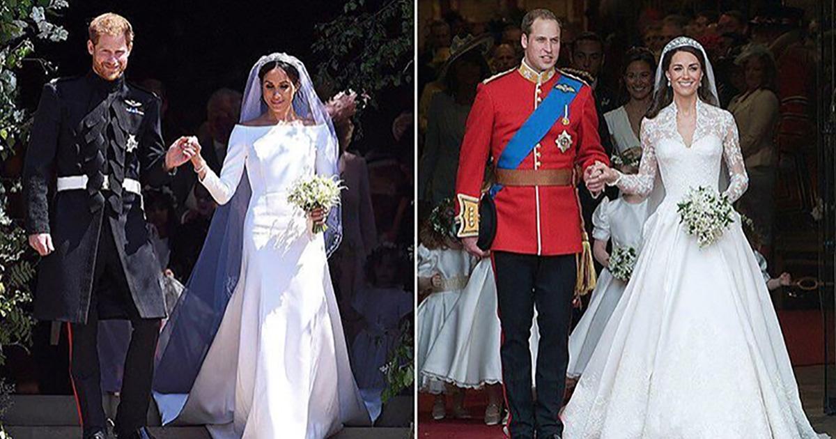 Un titolo per due: tra Kate e Meghan una diverrà Principessa del Galles