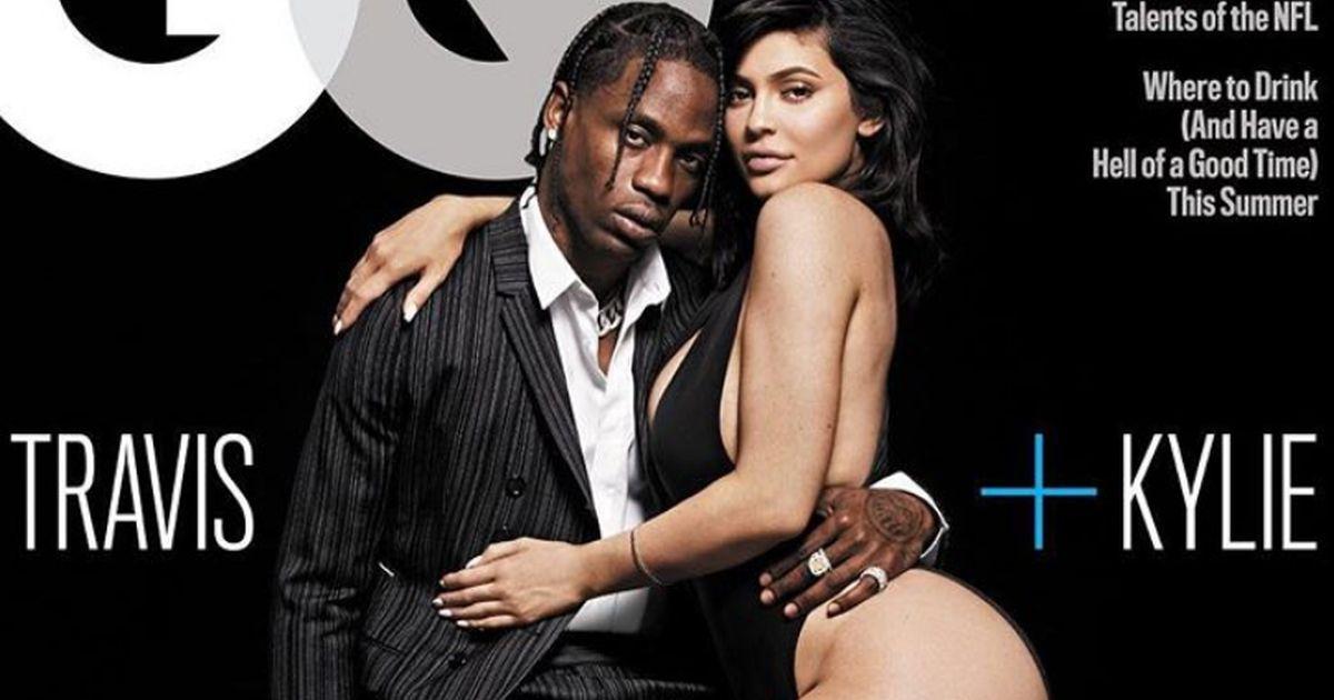 Kylie Jenner: su GQ, niente Photoshop e cicatrice in vista