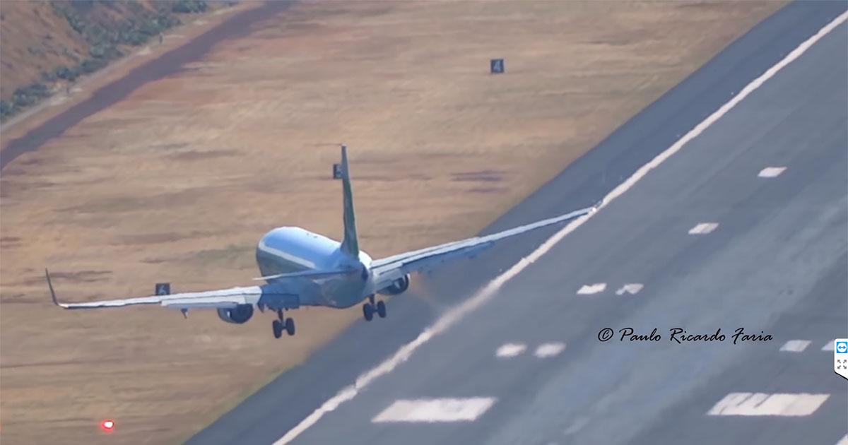 L'atterraggio è da brividi: ecco l'aeroporto in cui atterrare è un'impresa