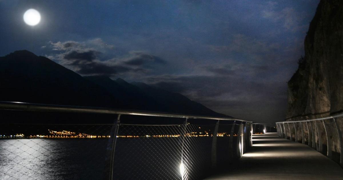 La pista ciclabile più bella del mondo è in Italia: il video la mostra tutta