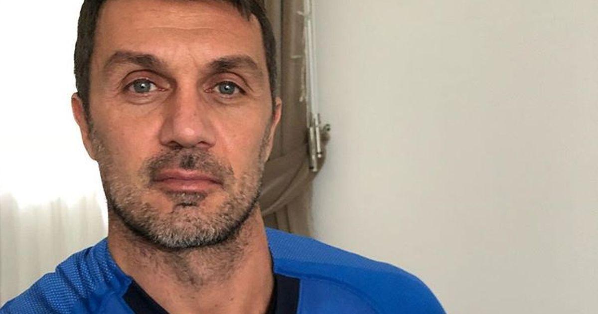 Paolo Maldini: a 50 anni il fisico è ancora scolpito