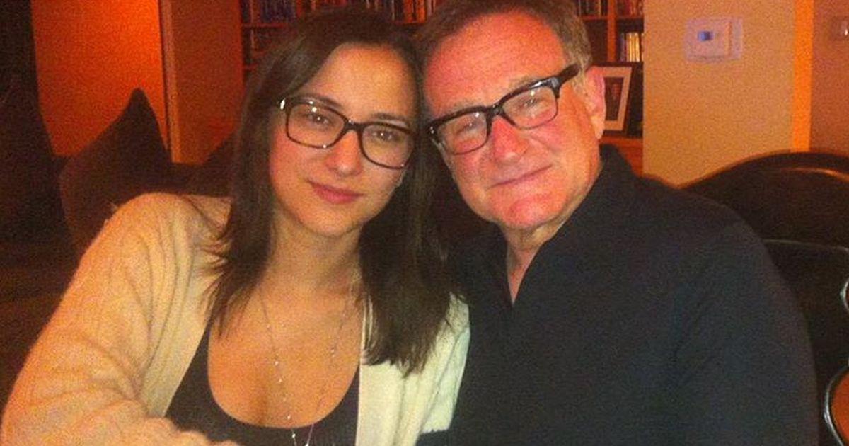 Zelda, la figlia di Robin Williams: il post dedicato ai fan del papà