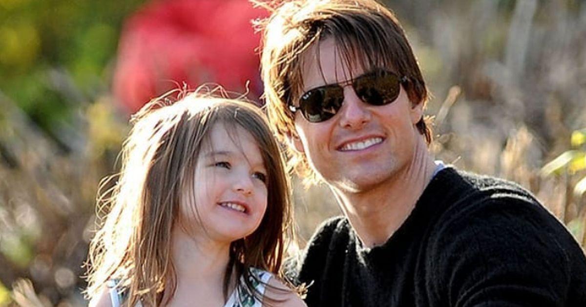 Tom Cruise e sua figlia Suri: l'amara verità, 5 anni senza vedersi