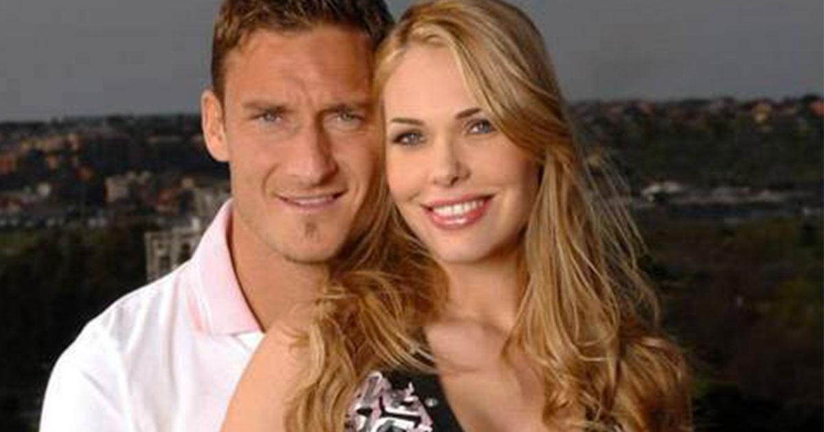 Casa-Totti: Francesco e Ilary lavorano all'idea di una sitcom