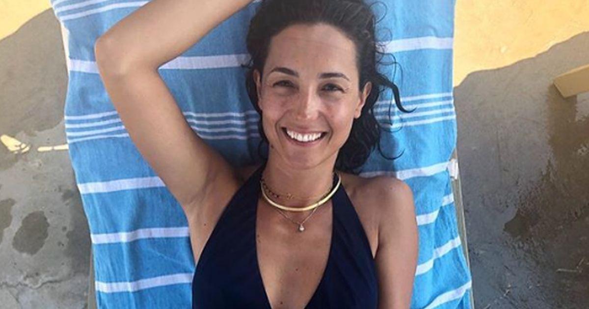 Caterina Balivo fa preoccupare i fan. La foto su Instagram