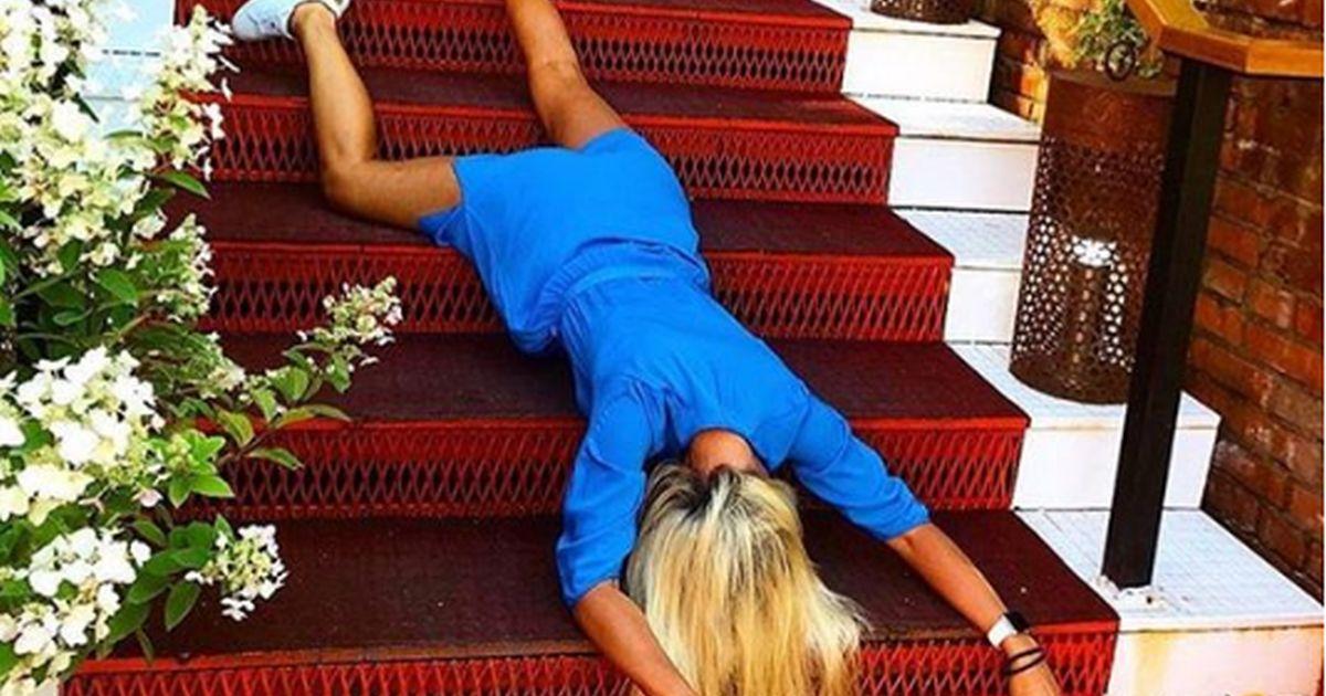 Falling Stars Challenge, ecco la nuova moda su Instagram