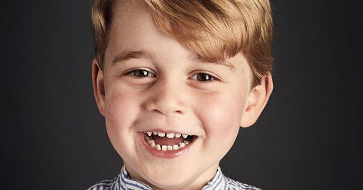 Il Principino George farà lezioni di danza classica