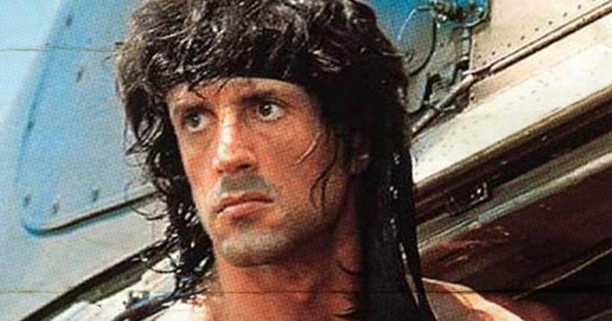 Sylvester Stallone l'allenamento estenuante per Rambo 5