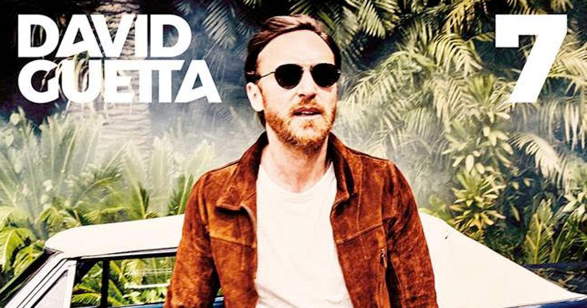 Esce '7', il nuovo album di David Guetta