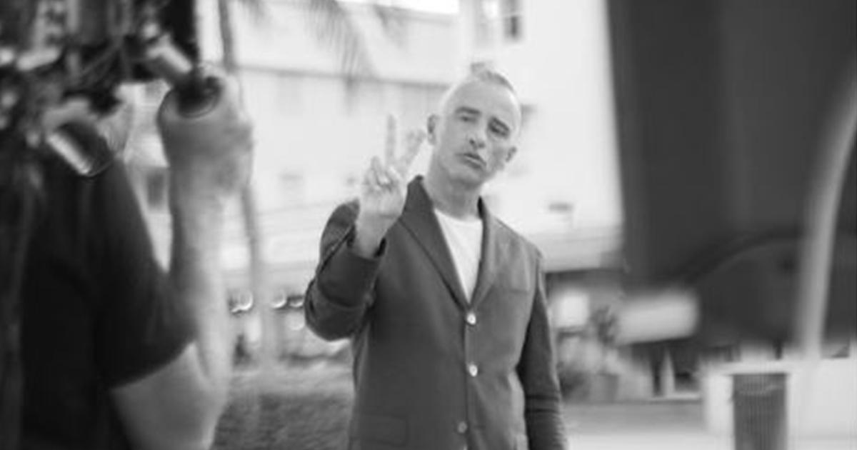 Eros Ramazzotti l'annuncio del nuovo singolo su Instagram