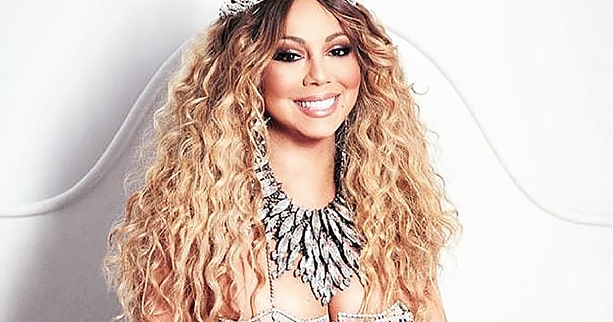 22 chili in meno per Mariah Carey. E' in forma perfettta