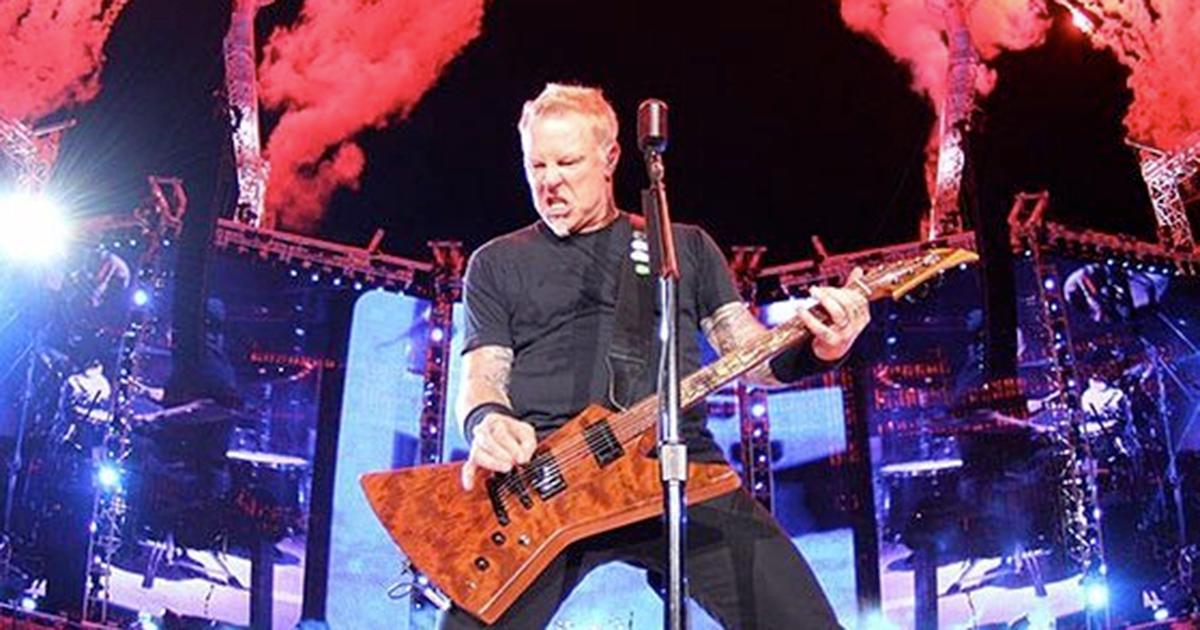 Metallica: riparte il tour e a maggio 2019 saranno in Italia!