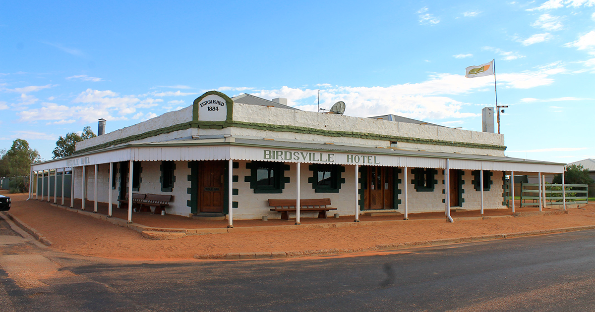 In Australia, messo in vendita lo storico pub in mezzo al nulla nel Queensland