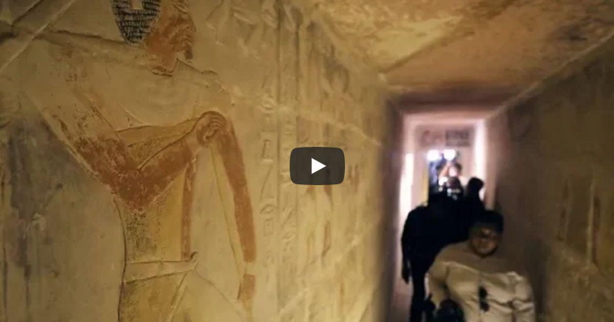Egitto: riapre una tomba di 4000 mila anni