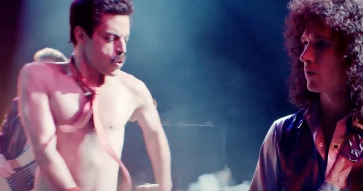 Bohemian Rhapsody: così Rami Malek è diventato Freddie Mercury