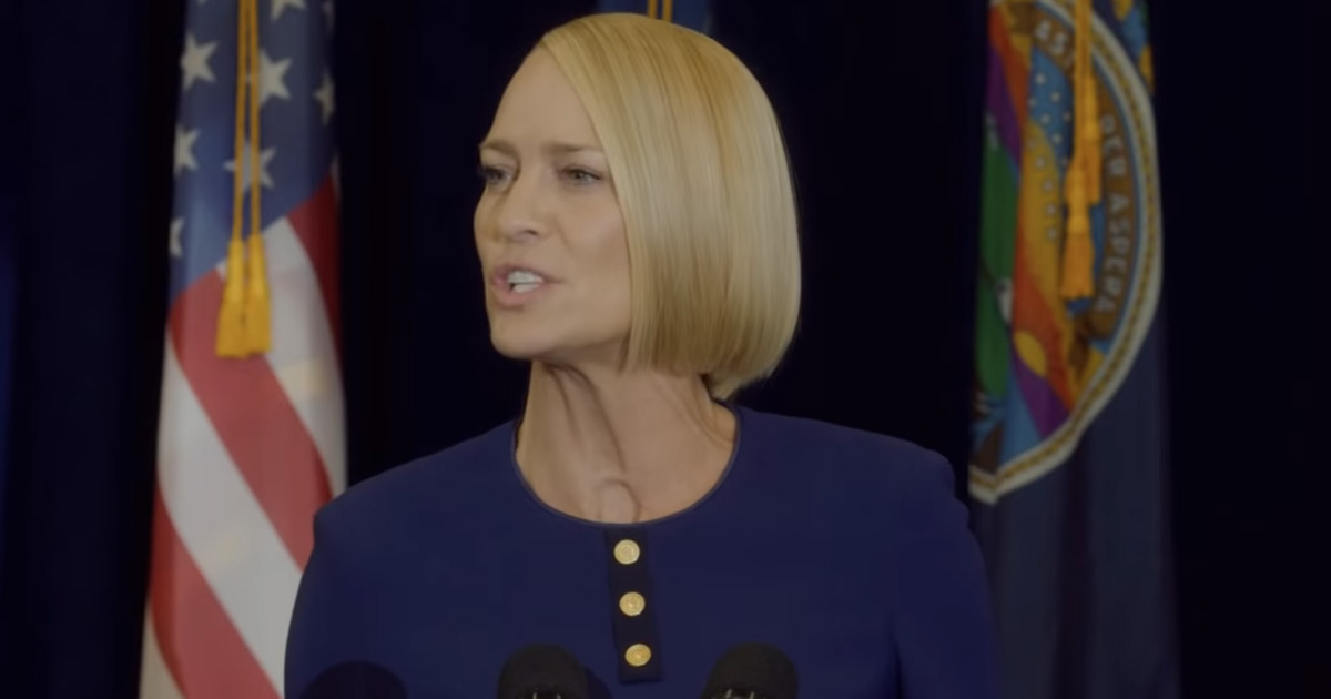 Diffuso il nuovo trailer di House of Cards