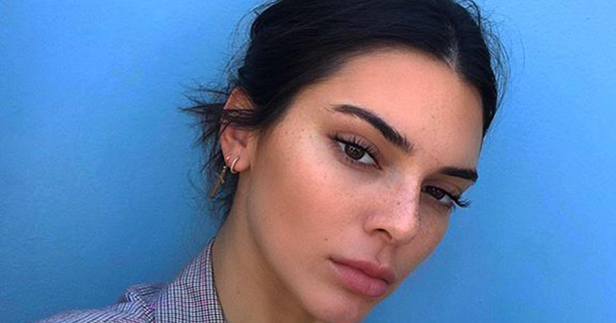 Kendall Jenner: la foto Instagram in intimo è hot