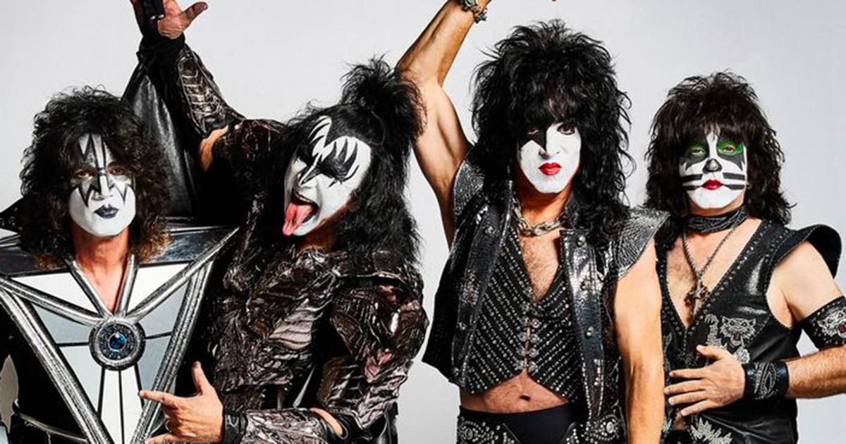 Kiss: ufficiale la data dell'ultimo concerto in Italia prima dell'addio