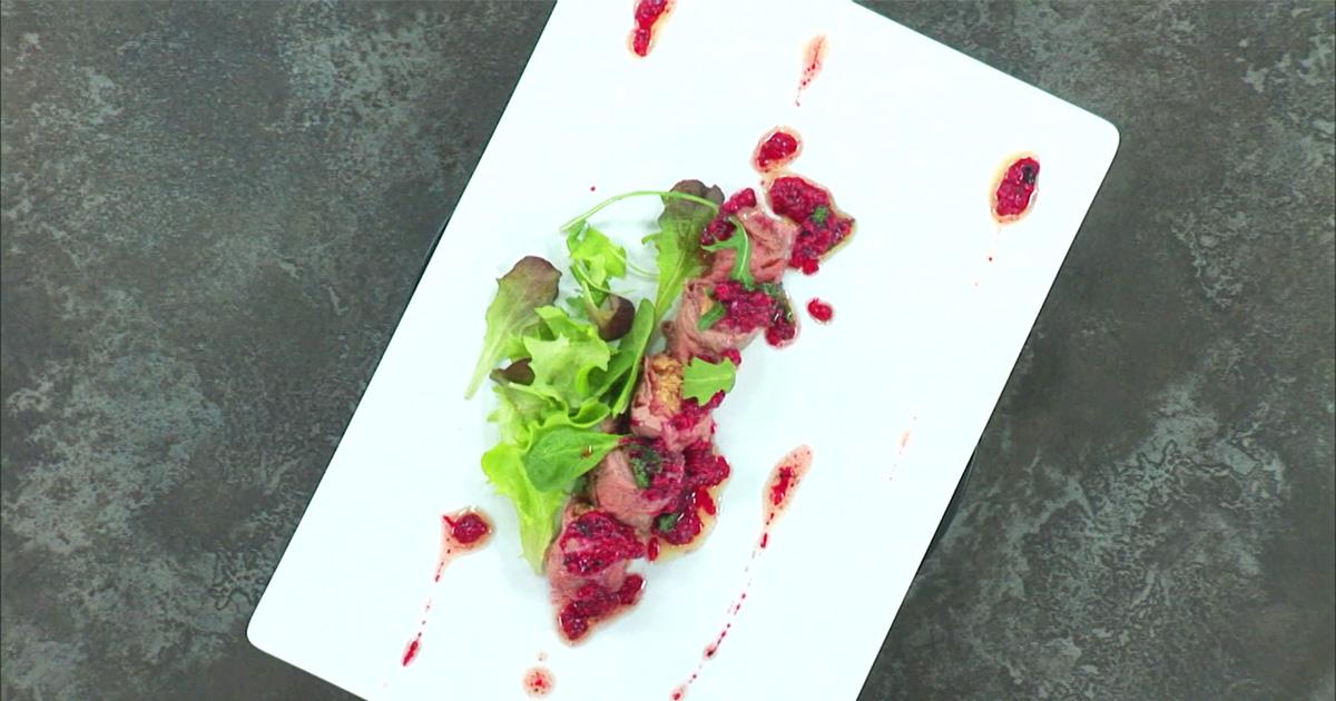 Rolls di roastbeef - Alessandro Borghese Kitchen Sound Rolls