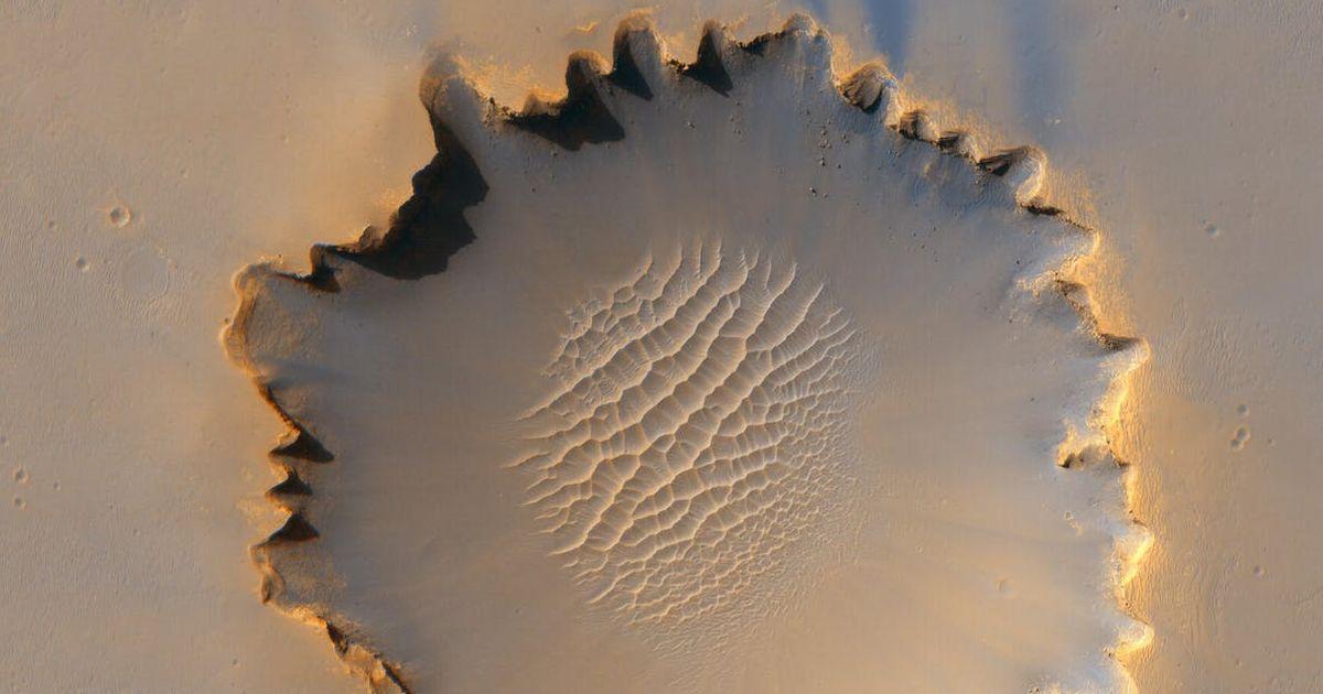 Gli Usa confermano la scoperta italiana: su Marte oltre all'acqua c'è l'ossigeno