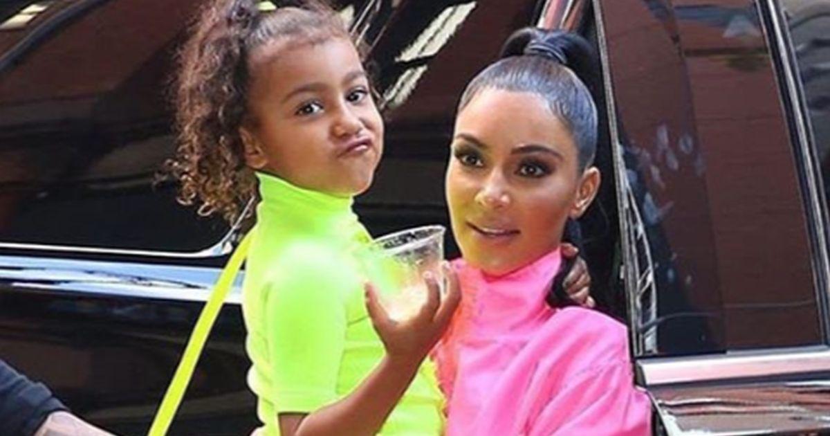 Kim Kardashian: la borsa della figlia di cinque anni costa quanto due stipendi