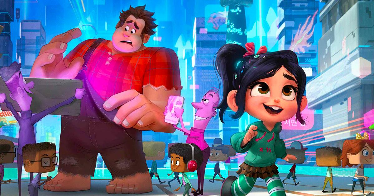 Ralph Spacca Internet: ecco il nuovo trailer dell'atteso sequel del film Disney!