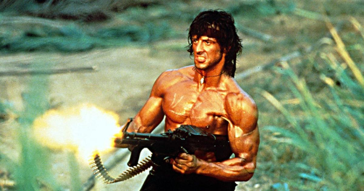Rambo 5: Stallone pubblica le prime foto