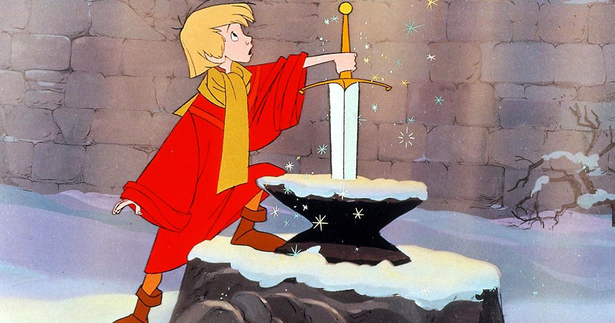 La bambina di 8 anni ritrova nel lago una spada di 1500 anni fa