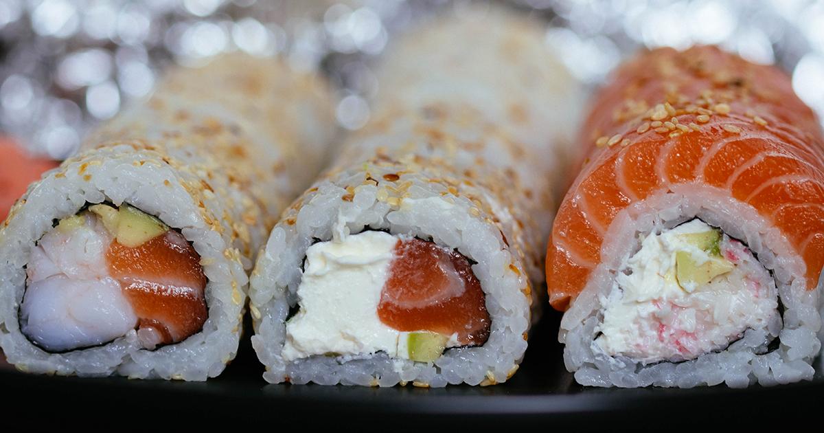 Sushi gratis se hai tanti followers, la geniale trovata di un ristorante
