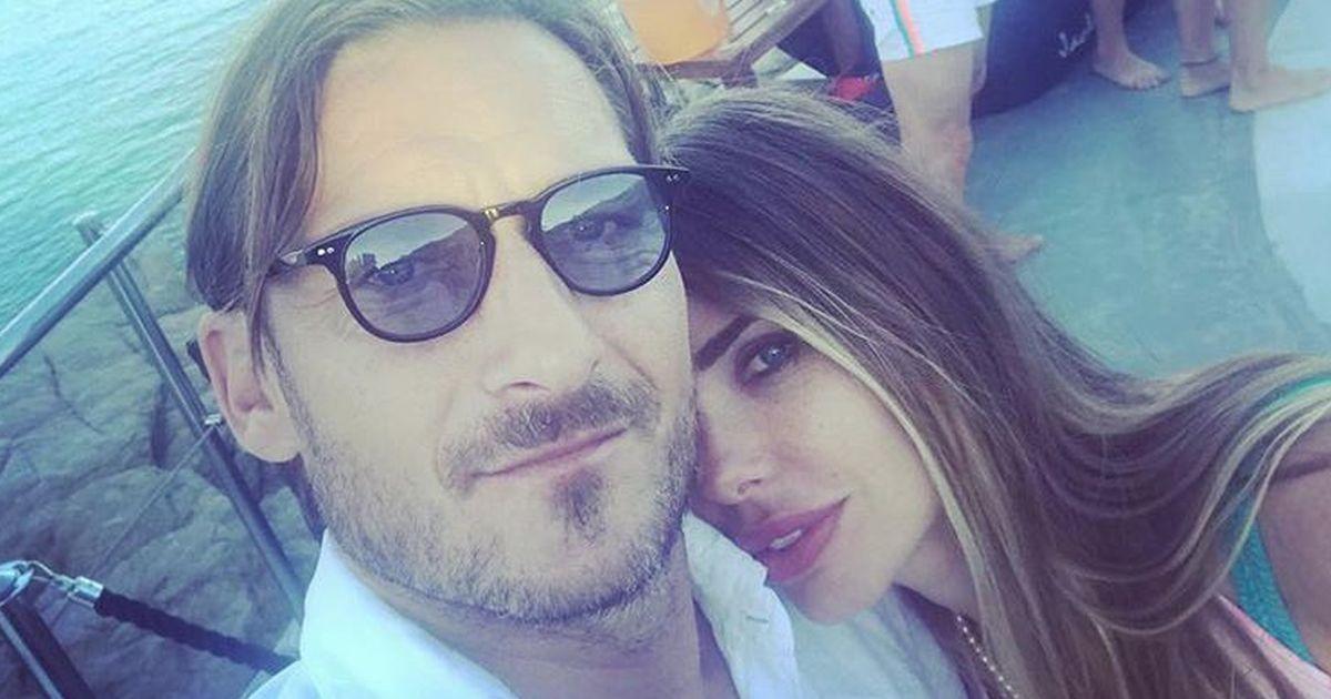 Totti racconta dell'incontro con Flavia Vento prima delle nozze con Ilary