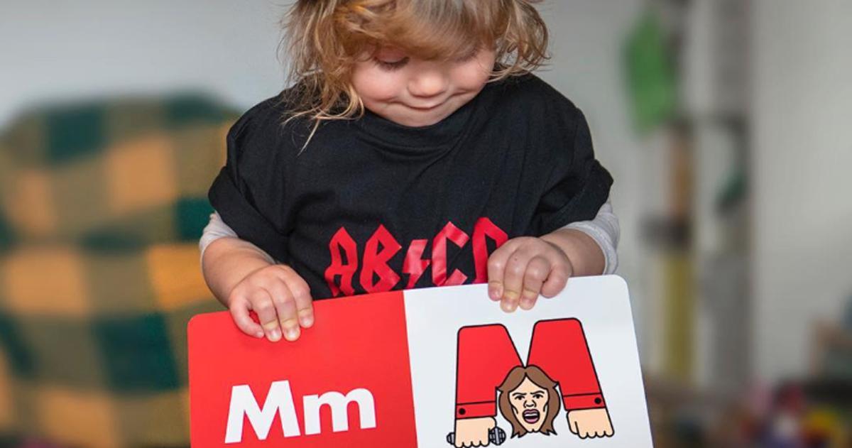L'alfabeto del rock: come insegnare bene la musica ai vostri figli