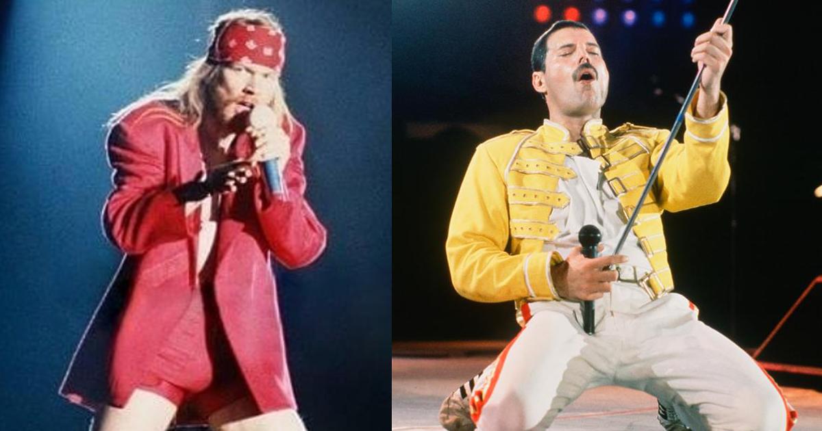 Axl Rose celebra i Queen: «Sono la più grande rock band di tutti i tempi»