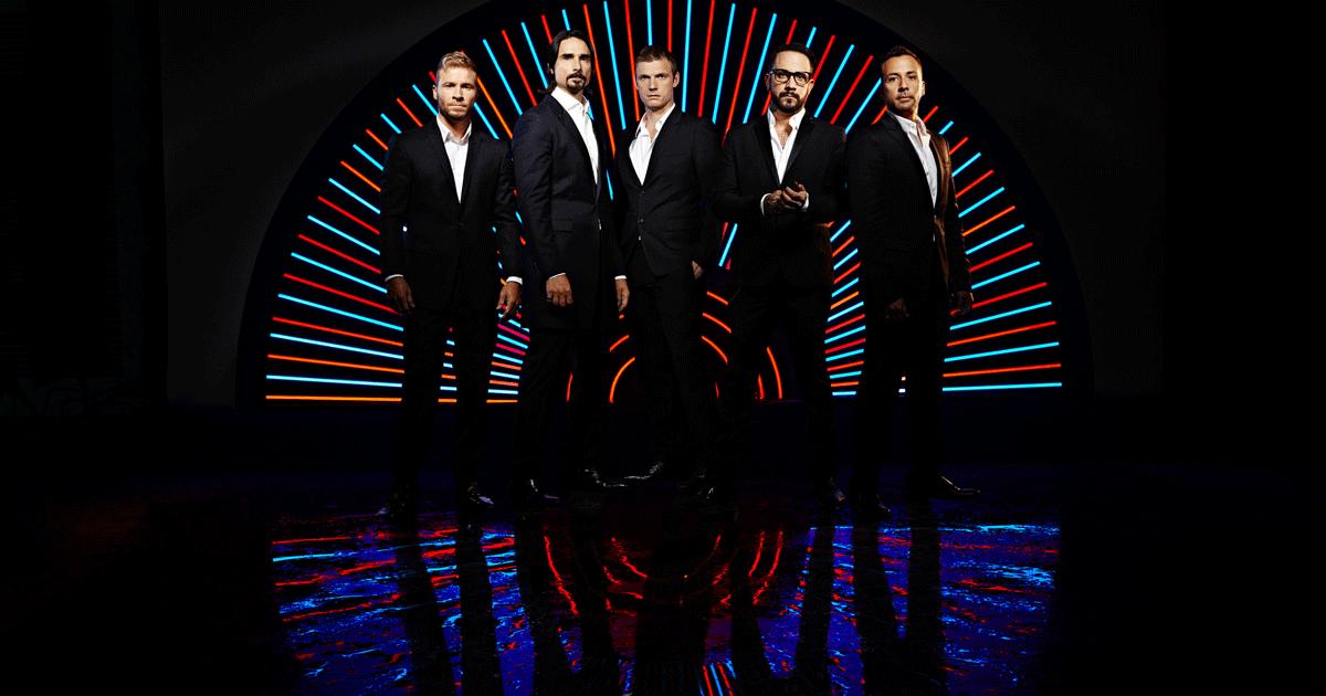 È ufficiale: il tour dei Backstreet Boys passerà anche dall'Italia