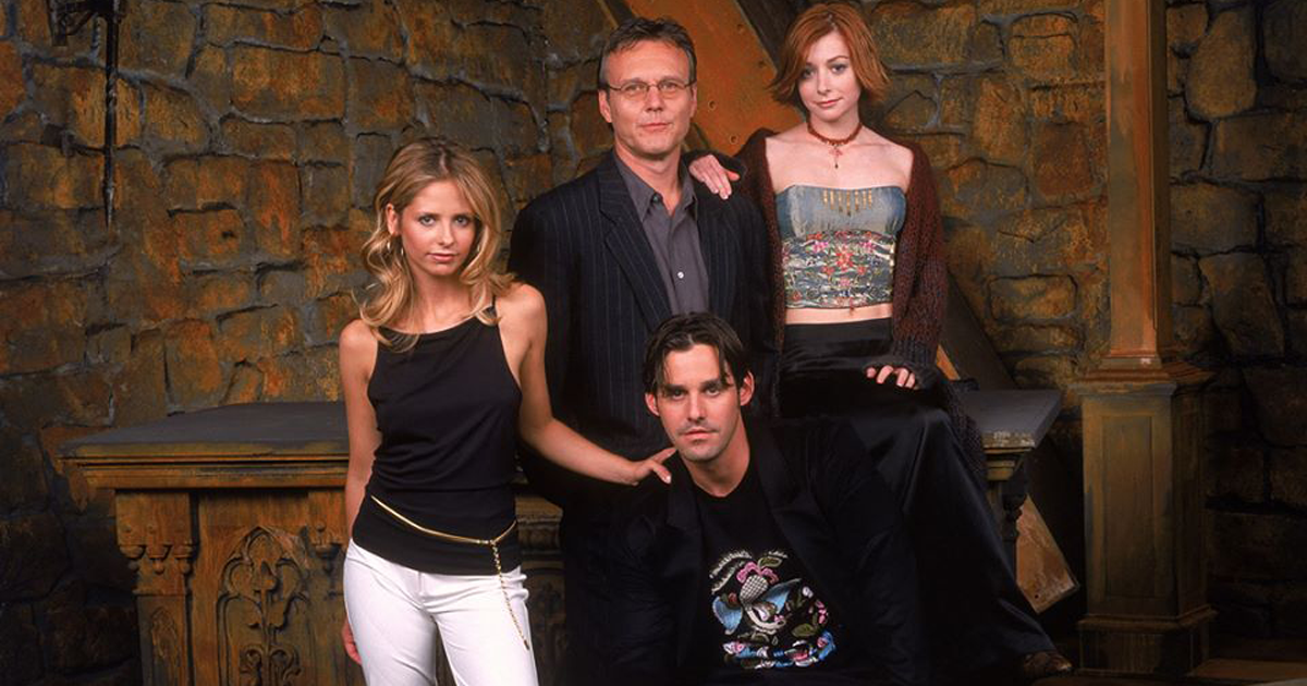 Buffy l'ammazzavampiri: la reunion del cast manda in delirio i fan