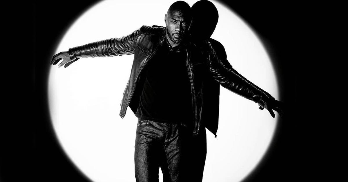 Idris Elba e il selfie ironico con Daniel Craig ai Golden Globe