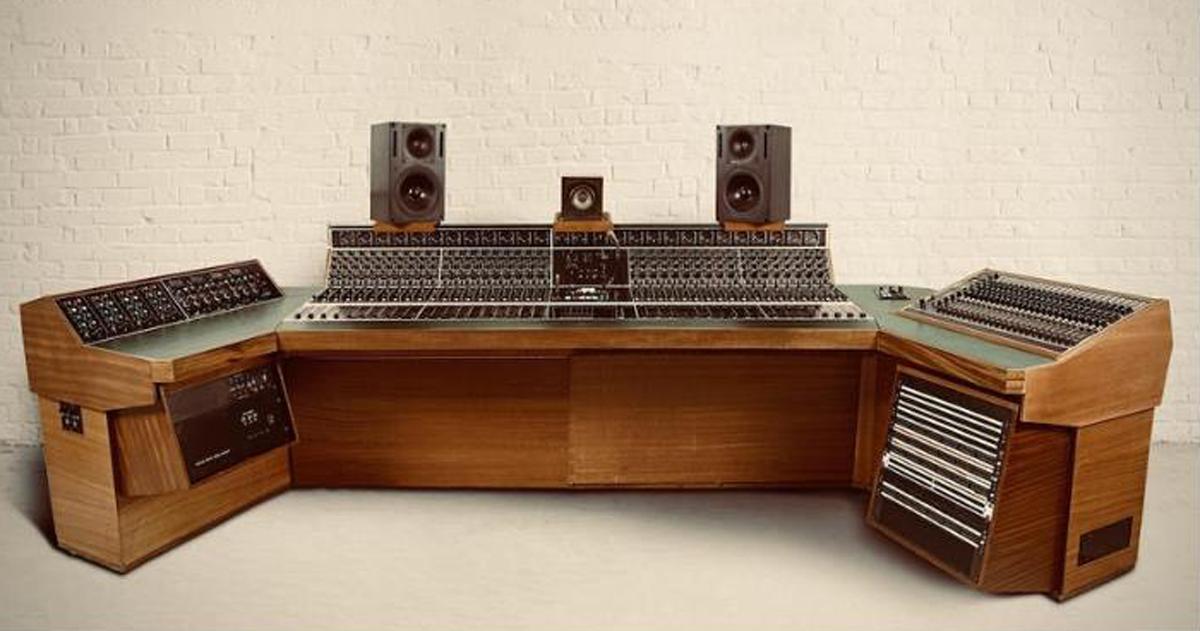 Led Zeppelin: in vendita la console con cui è stata registrata Stairway to Heaven