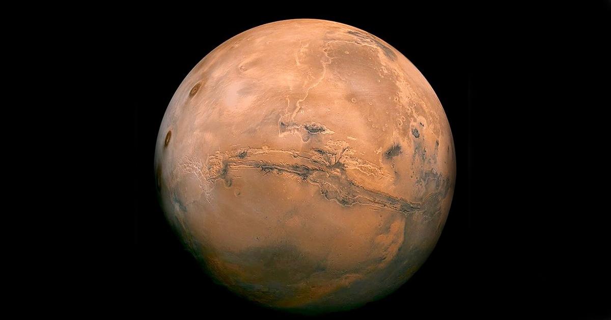 La sonda InSight è atterrata su Marte, ecco la prima foto inviata