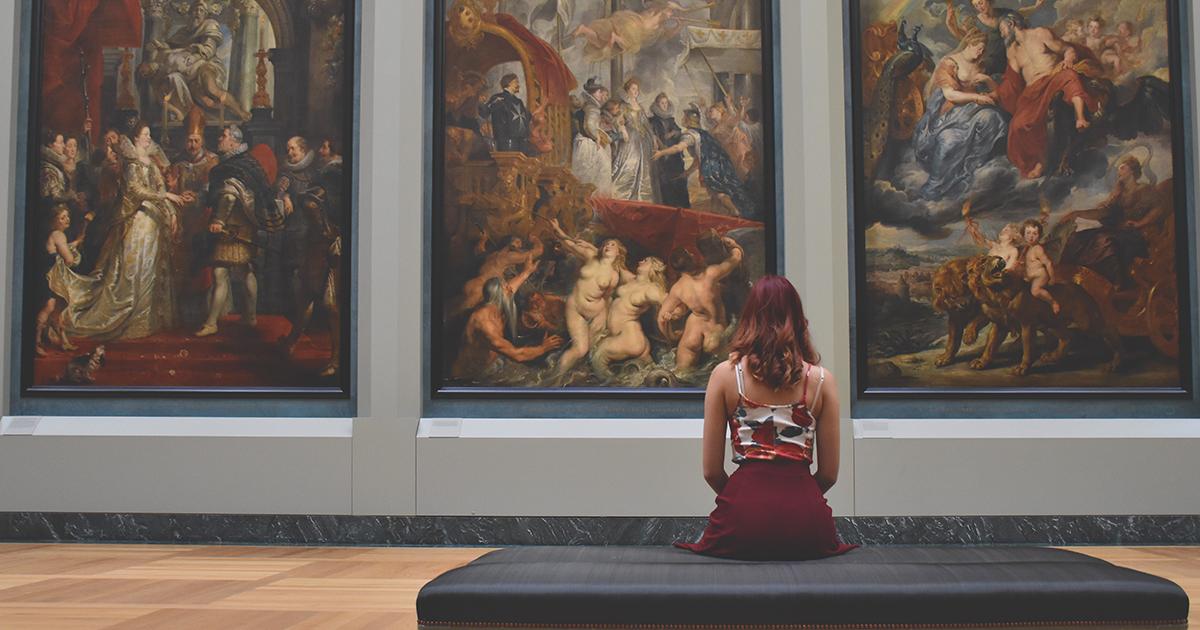 Contro lo stress arriva la visita gratis al museo, la nuova terapia medica