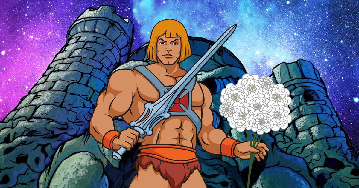 L'He-Man di Natale è il regalo perfetto per tutti i nostalgici degli anni 80