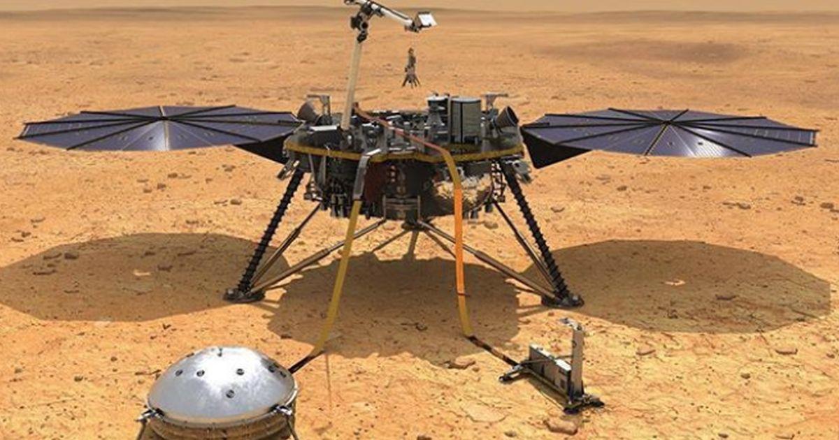 Marte: Il secondo atterraggio sul pianeta rivela delle sorprese