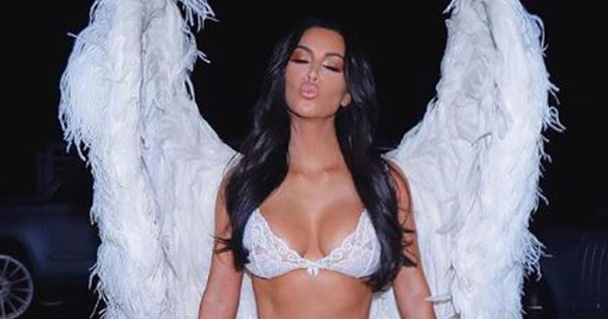 Kim Kardashian: il sexy costume su Instagram infiamma i fan