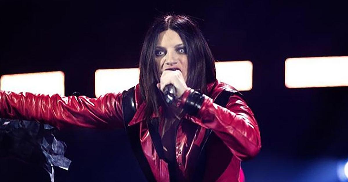 Laura Pausini chiude la data di Roma cantando Thriller