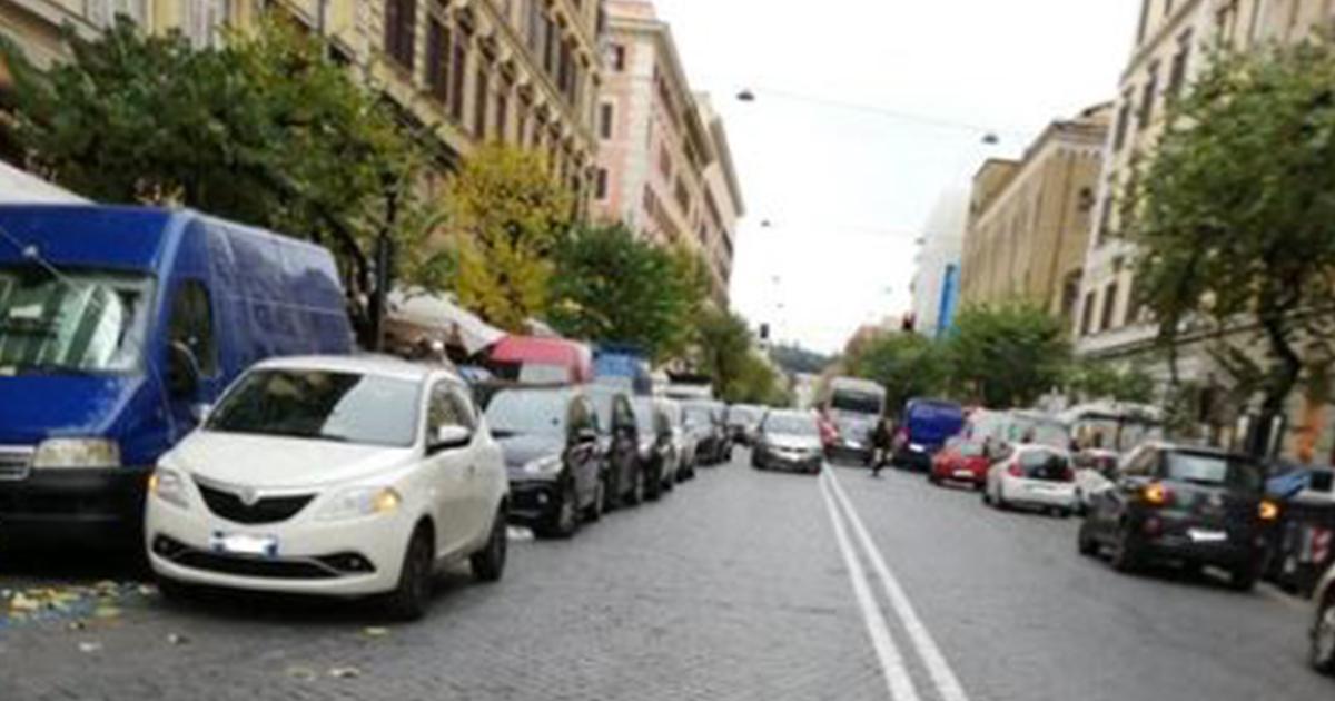 """""""Una manica di incivili"""", lo sfogo di Alessandro Gassman contro gli automobilisti romani"""