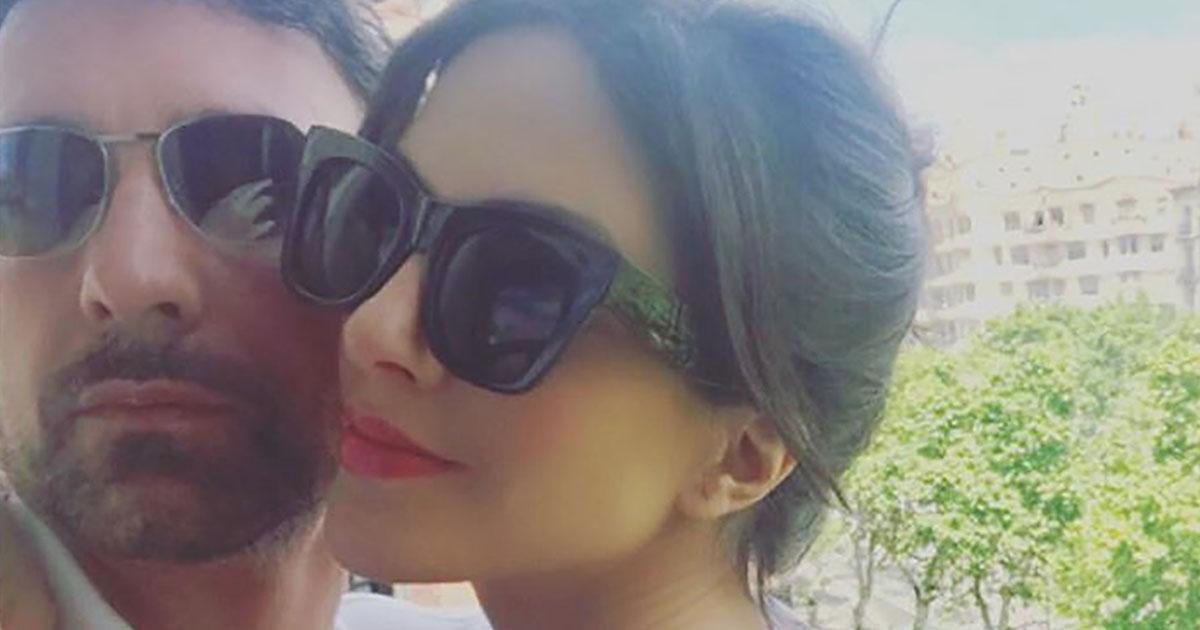 E' nata la bimba di Raoul Bova e Rocìo, la manina su Instagram