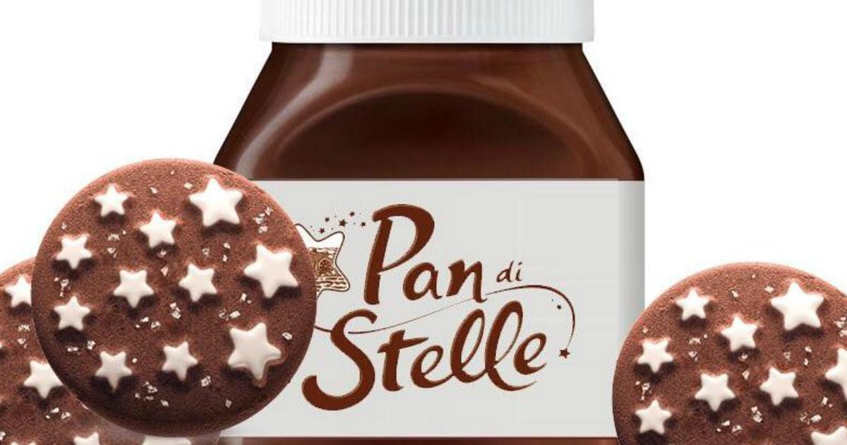 I 'Pan di Stelle' diventano una crema spalmabile alle nocciole