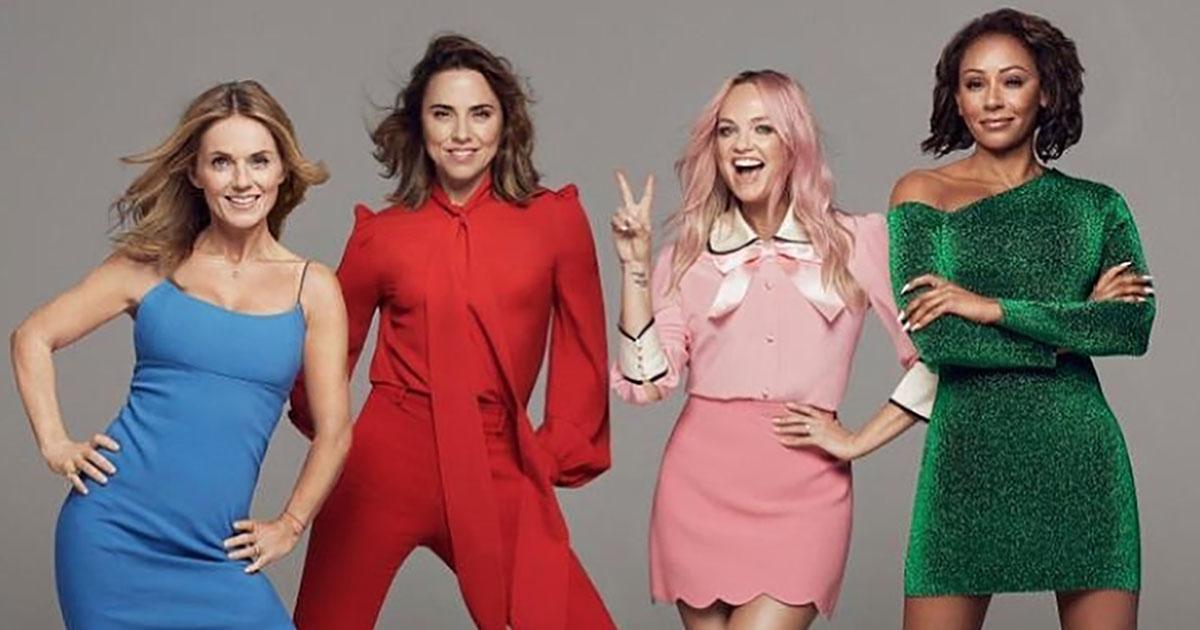 La reunion delle Spice Girls è realtà ma c'è una novità