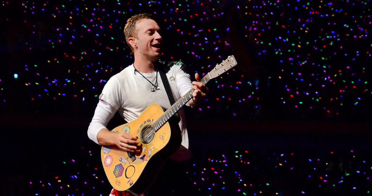 Coldplay: un nuovo cofanetto con due album dal vivo e il documentario del tour