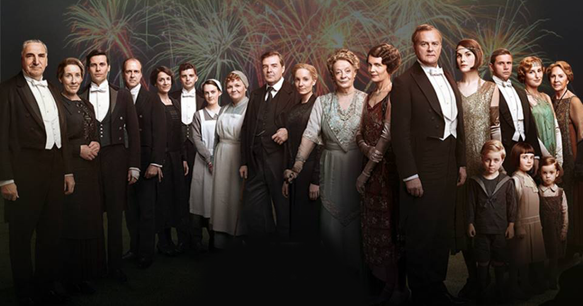 Downton Abbey: finite le riprese del film e ci sarà anche un concerto